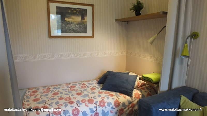 Edullinen majoitus tai kalustettu vuokra-asunto Hyvinkää
